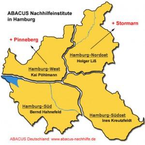 ABACUS Nachhilfeinstitute in Hamburg (2010)